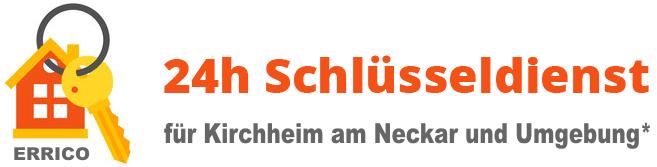 Schlüsseldienst für Kirchheim am Neckar